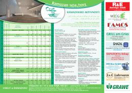 kliknite ovdje - Islamisches Kulturzentrum Graz