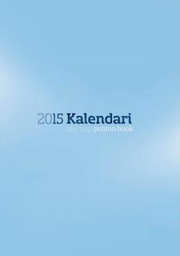 Katalog rokovnika i kalendara