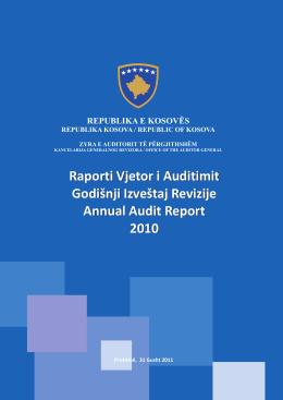 Raporti i auditorit 2010 ang PJESA2.pmd