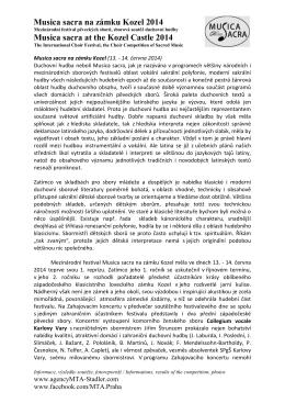 MsK 2014 - agencyMTA