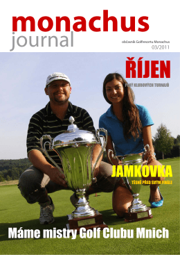 JAMKOVKA - Golf Monachus