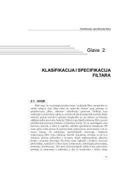 ADF Analogni filtri 2 Skripta