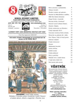 Vestnik Prosinec 2014