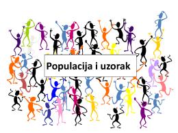 Populacija i uzorak
