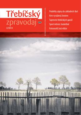 Třebíčský zpravodaj č. 2/2012