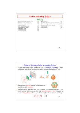 Nuklearna fizika za studente matematike (PDF)