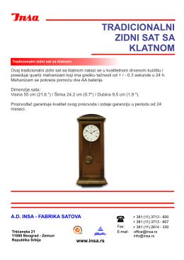 Tradicionalni viseci sat sa klatnom.pdf