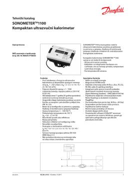 Tehnički katalog (srpski)