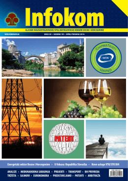 analize • međunarodna saradnja projekti • tržišta • sajmovi