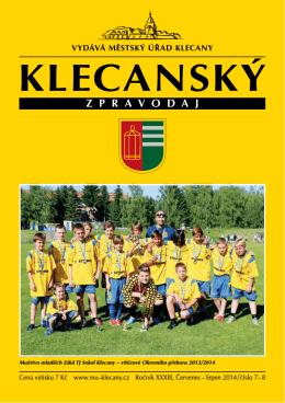 7/2014 - Klecany