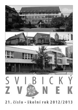 Ročenka 2013 - ZŠ Pod Zvonek Český Těšín