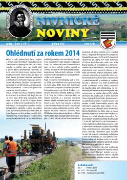 Nivnické noviny 2015-01