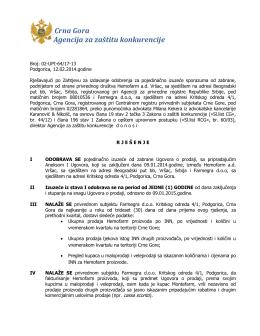 Hemofarm a.d. Vrsac - Farmegra d.o.o.