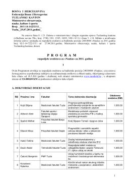 Program Raspodjele Nauka 2011.pdf