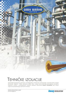 Katalog tehničke izolacije u .pdf formatu.