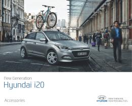 Hyundai i20 - Hyundai Auto BH
