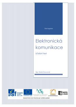3 - elektronická komunikace