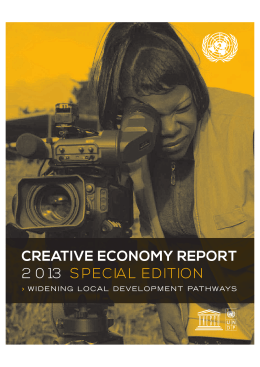 creative economy report 2 0 13 special edition