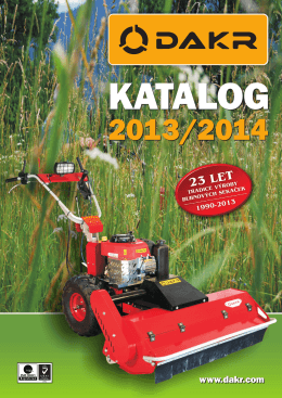katalog Dakr 2013 2014 nahled