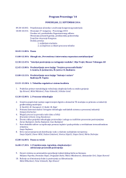 Program Procesinga `14
