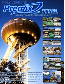 Katalog Premix