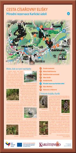 Přírodní rezervace Karlické údolí