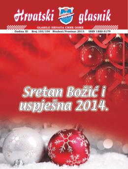 glasnik 103104 - Hrvatsko građansko društvo Crne Gore