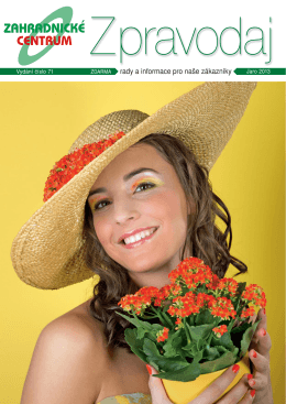 Jaro 2013 - Zahradnictví Líbeznice