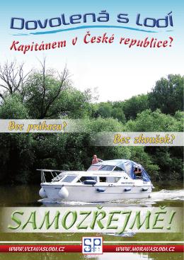 ČR 2011 speciál - Dovolená s lodí