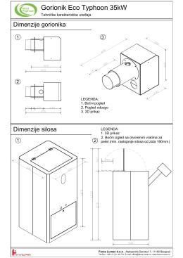 Ovde preuzmite minimalne tehničke uslove za montazu gorionika