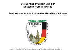 Hier - Deutscher Verein Kikinda