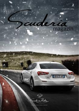 prosinec 2014 - Scuderia Praha