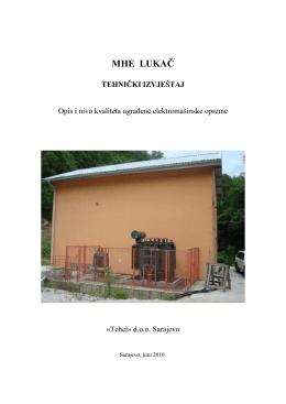MHE Lukac - Spiljak STS doo Konjic