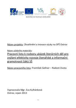 VY_12_INOVACE_CJ_PLB25, F. Gellner – Radosti života.pdf