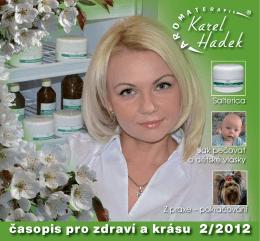 Aromaterapie 2-2012