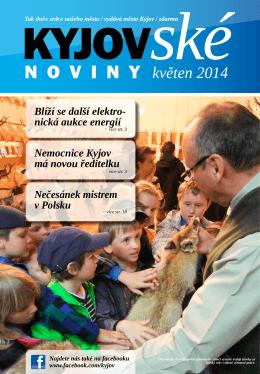 květen 2014 - On-line vysílání / program