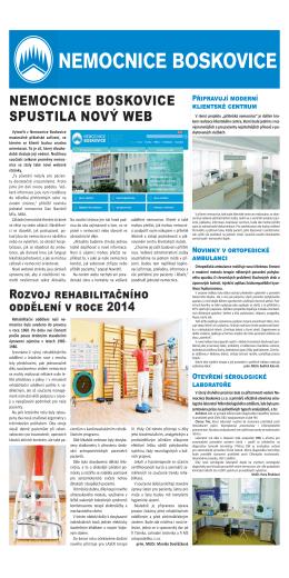 Příloha - Nemocnice Boskovice