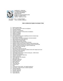Teme za seminarske radove iz predmeta NASLEDNO PRAVO.pdf