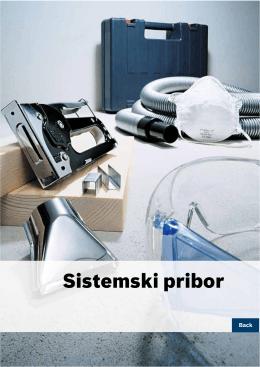 Sistemski pribor - Električni alati
