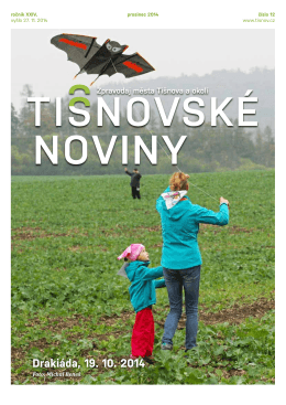 TN č. 12/2014 - Město Tišnov