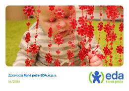 Zpravodaj Rané péce EDA, o. p. s.