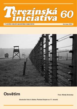 červenec 2012 - Institut Terezínské iniciativy