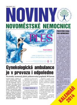 otevřít PDF - Nemocnice Nové Město na Moravě