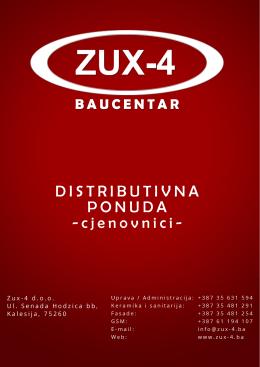 ZUX-4d.oo KALESIJA