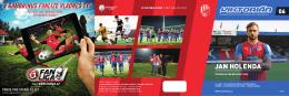 JAN HOLENDA - FC VIKTORIA Plzeň