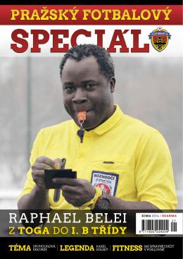 Pražský fotbal SPECIÁL