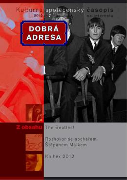DA 07/2012 - Dobrá adresa