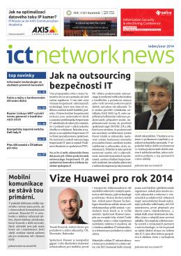 Leden / únor 2014 (print)