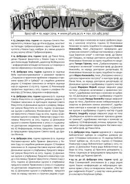 informator148.pdf - Правни факултет у Новом Саду