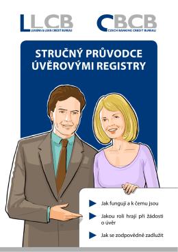 stručný průvodce úvěrovými registry